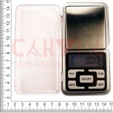 Весы ювелирные карманные MH-200 предел 200 г, шаг 0,01 г