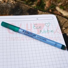 """Зеленый маркер для многоразовой тетради """"EcoNote"""""""