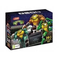 Игровая приставка Sega Super Drive 140 игр Battletoads