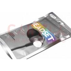 Гарнитура вставная REMAX RM-512 Black