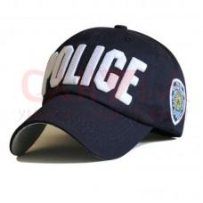 Бейсболка надпись POLICE TM