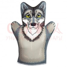 "Кукла-перчатка ""Волк"""