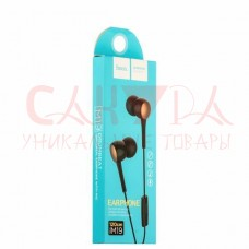 Гарнитура HOCO M19 Drumbeat Universal Earphone With Mic