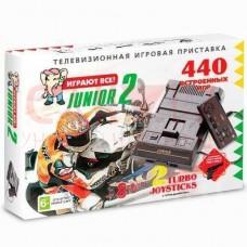 Игровая приставка Dendy Junior 2 Classic 440 игр+пистолет