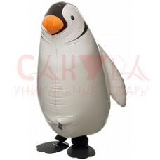 """Шар 20"""" Пингвин с ногами 50 см"""