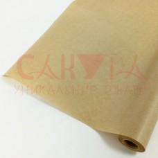 Бумага крафт 40гр/м2, 72см х 1м, без покраски
