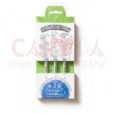 Набор «Растущий карандаш «Итальянские травы» графитный, 3 шт