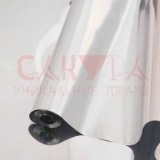 Пленка голографическая ПП 40мкм, 70см, 200г, серебро