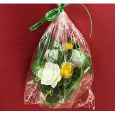 Мини букет из 5 роз