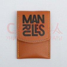 Маникюрный набор 4 предмета Man rules, 10,2 х 7 см