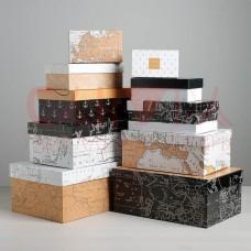 Подарочные коробки серия «Путешествуй»