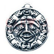 """Амулет """"Индейский дух Бога Солнца"""", олово"""