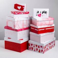 Подарочные коробки серия «Любовь повсюду»
